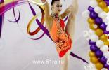 Валерия Егорова  по программе юниорок  заняла 4 место